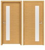 интериорни врати със сатен лак първокласни