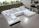 луксозна ъглова мека мебел